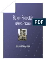 Kuliah Ke-11 Beton Pracetak [Compatibility Mode]