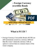 International finance ECB FCB