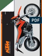 Manuel Utilisation KTM 640 LC4E 2000