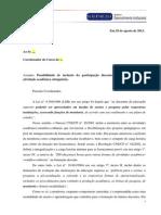 Possibilidade de Inclusão Da Participação Discente Em Monitorias Como Atividade Acadêmica Obrigatória