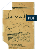 La vallée N° 3 - 1er trimestre - 1952
