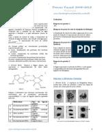 Fuvest Biologia 2008-2013