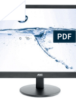 Redefining large:AOC launches 28″ MVA monitors