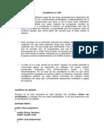 Javabeans en JSP