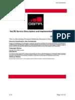 VoLTE Implementation Guidelines v1.0