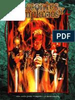 Arcontes y Templarios