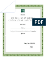 certificate of completion of hiv modulesp2014