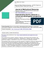Understanding Identity Discourse-libre