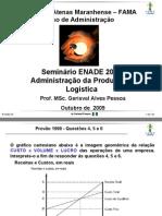 Administração da Produção e Logística_ENADE