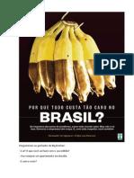 Por Que Tudo Custa Tão Caro No Brasil - Alexandre Versignassi, Felipe Van Deursen