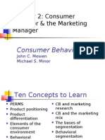 Consumer Behavior PP Chapter 2