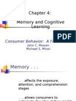 Consumer Behavior PP Chapter 4