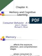 Consumer Behavior PP Chapter 4
