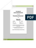 pharmacoptherapy certificate