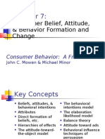 Consumer Behavior PP Chapter 7