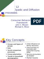 Consumer Behavior PP Chapter 12