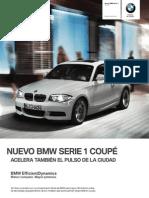 Catalogo BMW Serie1 Coupemod New