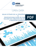 Propositions Open Data Afdel