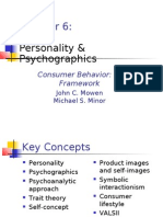 Consumer Behavior PP Chapter 6