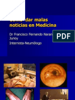Còmo Dar Malas Noticias en Medicina 2007