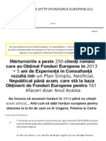 Ghidul Fonduri Europene 2014-2020 _ Fonduri Europene