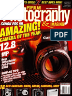 Popular Photography and Imaging - December 2005