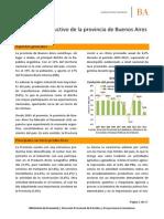 Panorama Productivo de La Provincia de Buenos Aires - Octubre de 2013