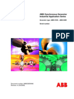 AMG LV Generators User Manual (en)