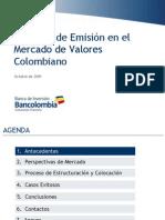 Proceso de Emisiones