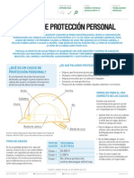 Fichas Cascos Proteccion Personal