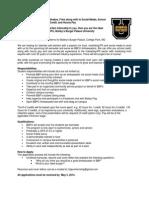 BBPU Internship - University of Maryland