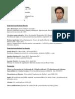 Curriculum Mayo 2014