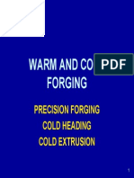 E4_Warm and Cold Forging