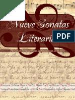 9 Sonatas Literarias