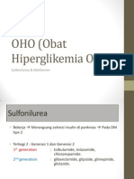 obat hiperglikemia oral Oho