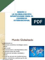 Globalizacion - Oportunidades de Comercio