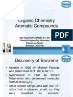 Organic Chemistry Aromatic Compounds