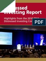 2010 Distressed Investing Report