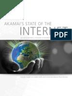 Akamai State of the Internet 2013