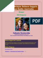 Marilah Belajar Bahasa Inggris Dengan Radio Australia