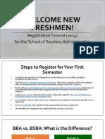 New Freshmen Registration Tutorial_final