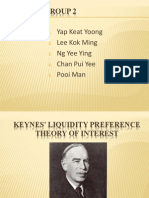 Keynes' Liquidity Preference Theory of Interest
