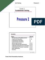 Training - Pressure2