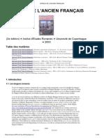 APERÇU DE L'ANCIEN FRANÇAIS.pdf