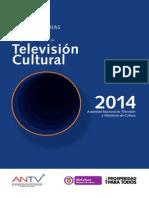 Convocatoria ANTV - Mincultura 2014