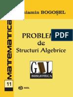 Probleme de Structuri Algebrice Modificat