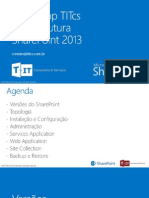 Workshop SharePoint - Infraestrutura