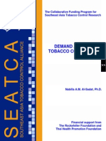 10 Demand Analysis of Tobacco Consumption in Malaysia