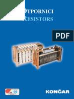 Resistencias PaT Generadores