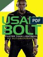 Usain Bolt Autobiography